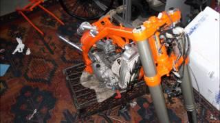 7. Ktm Exc 125 2003 rebuild