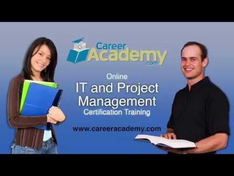 CareerAcademy.com Online IT Certification Training!