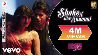 Nonton Shake It Like Shammi Video   Sidharth  Adah   Hasee Toh Phasee Film Subtitle Indonesia Streaming Movie Download