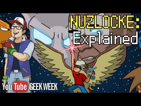 The Nuzlocke Challenge - Fact of The Day