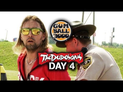 HP Gets Arrested - Dudesons Do Gumball: Day 4