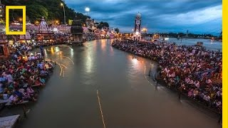 Video Chasing Rivers, Part 2: The Ganges | Nat Geo Live MP3, 3GP, MP4, WEBM, AVI, FLV November 2018