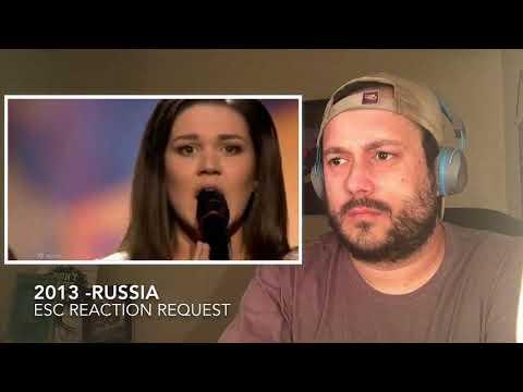 ESC Reaction Request 2013 - RUSSIA!