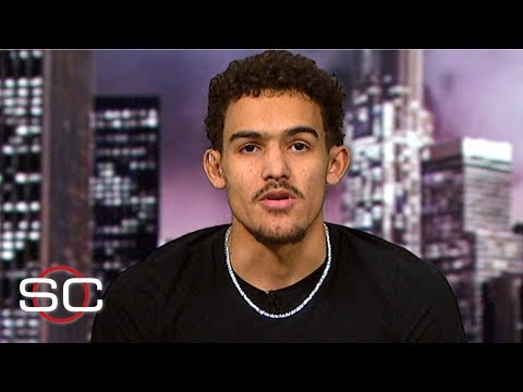Video: Trae Young talks his rookie year, Kyler Murray's decision | SportsCenter