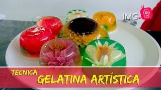 Video Gelatina Artistica / Técnica MP3, 3GP, MP4, WEBM, AVI, FLV September 2019
