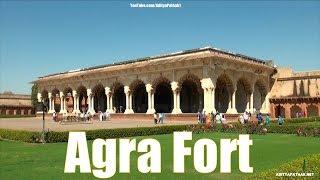 Video Agra Fort : Heritage Tour at Agra Part 2 MP3, 3GP, MP4, WEBM, AVI, FLV Februari 2019