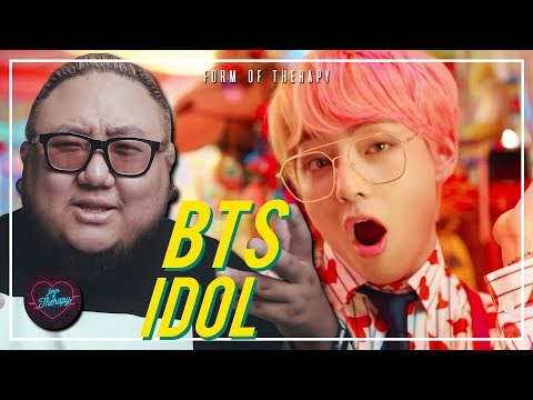 """Producer Reacts to BTS """"Idol"""" + Win BTS Concert Tickets!"""