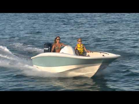 Boston Whaler 150 Super Sportvideo