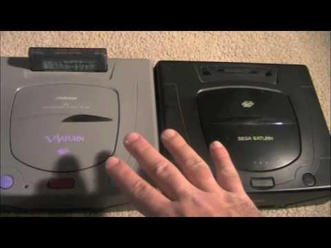 Sega Saturn System Review