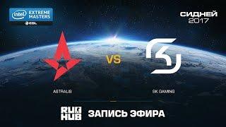 Astralis vs SK Gaming - IEM Sydney - de_inferno [ceh9, flife]