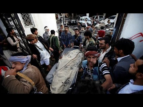 Υεμένη: Πολύνεκρη αεροπορική επιδρομή στην πρωτεύουσα Σαναά