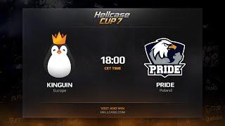 Kinguin vs PRIDE, Bets.net Challanger Series