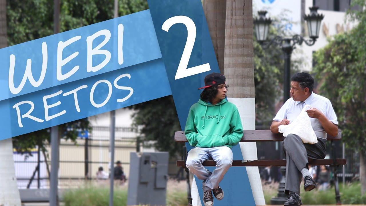 WebiRetos2 (50mil Suscriptores) :D