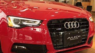 2015 Audi A5 S-line SHOWROOM 1080p HD
