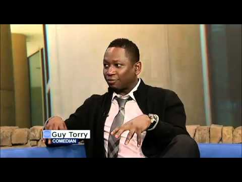 WKYT 27 NewsFirst at noon - 5-24-12 Guy Torry - Comedy Off Broadway
