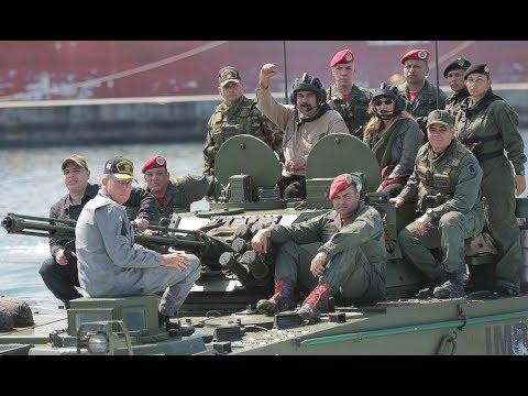 Venezuela: Präsident Maduro schlägt Verhandlungen und ...