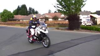 4. 2012 BMW R1200GS Rallye Edition Pt 2