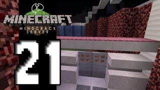 Beef Plays Minecraft - Mindcrack Server - S3 EP21 - Draining Fluids
