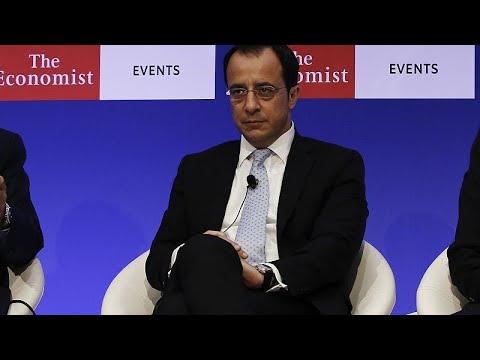 N.Χριστοδουλίδης στο Economist: «Τα οφέλη είναι μεγαλύτερα για όλους αν συνεργαστεί η Τουρκία…
