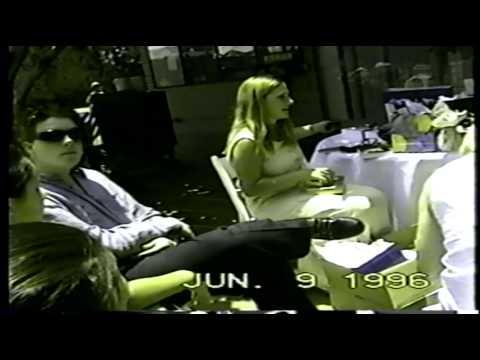 1996 0609 Alana Chazan Sweet 16 Beverly Hills Tennis Club