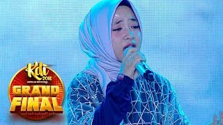 Video Sungguh Fantastic! Penampilan Nissa Sabyan [DEEN ASSALAM] - Grand Final KDI (2/10) MP3, 3GP, MP4, WEBM, AVI, FLV Oktober 2018