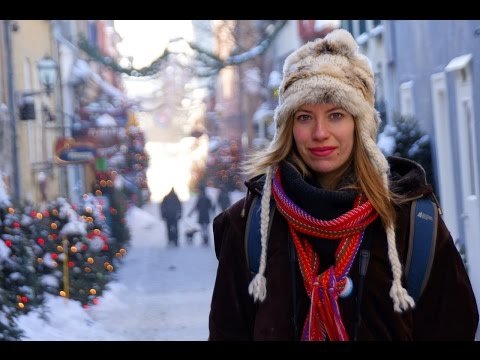 VIDEO: Winter in Quebec City