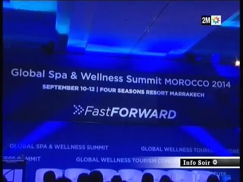 Global SPA and Wellness Summit GSWS Morocco 2014