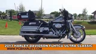 9. Used 2013 Harley Davidson Ultra Classic Electra Glide Motorcycles for sale  - Orlando, FL