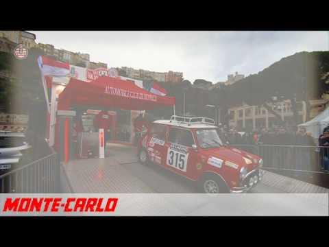 Bande Annonce du 21e Rallye Monte-Carlo Historique (2018)