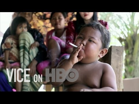 Tobaccoland & Underground Heroin Clinic | VICE on HBO (Season 1, Episode 7)