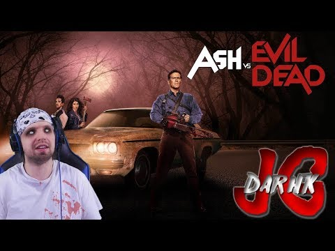 Ash vs The Evil Dead - Season 1 - Ep. 6 - Ep. 8 - Commentary