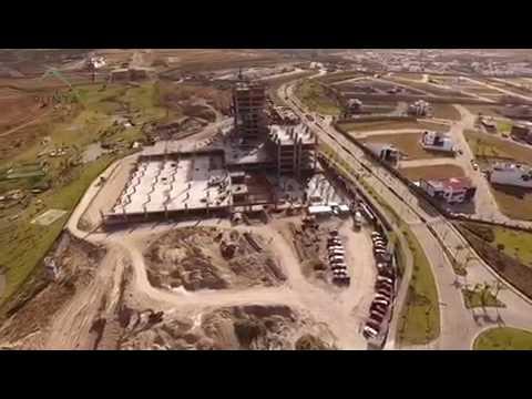 Punta Cascatta Avance de obra en video 19 diciembre 2016 (видео)