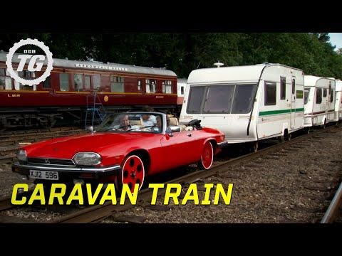 Trains part 1 – Top Gear – BBC