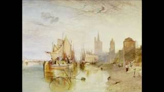 The Harbor of Dieppe (J. M. W. Turner)