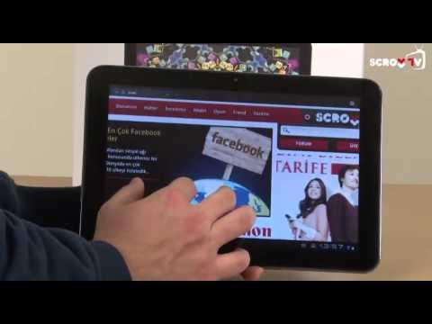 Vodafone Smart Tab 10 İnceleme – SCROLL
