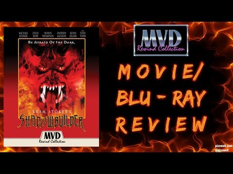 BRAM STOKER'S SHADOWBUILDER (1998) - Movie/Blu-ray Review