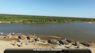 JMD (24/07/17) - Rio Araguaia visto do alto