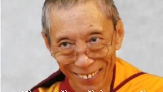 Dorjee Shuden lama in Tibet