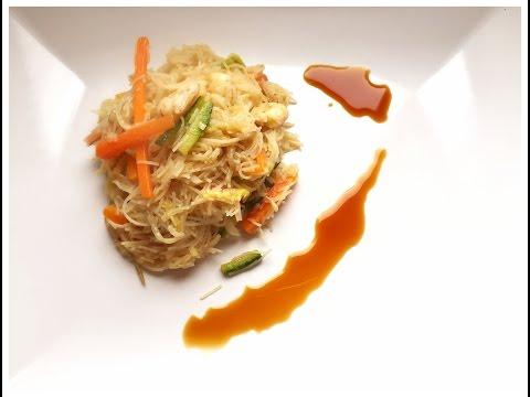 spaghetti alla piastra - ricetta