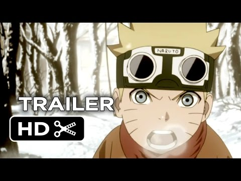 The Last: Naruto the Movie Official US Release Trailer (2015) – Anime Action Adventure HD