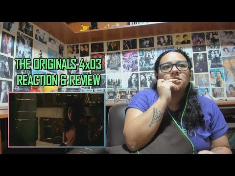 "The Originals 4x03 REACTION & REVIEW ""Haunter of Ruins"" S04E03 | JuliDG"