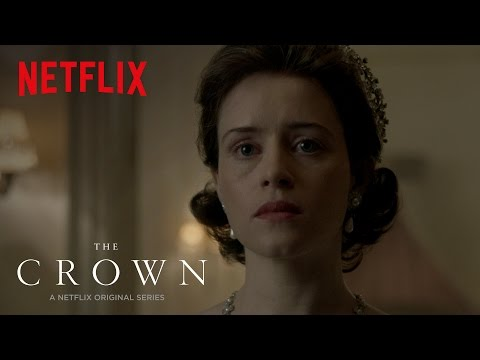 The Crown Season 1 Promo '2 Worlds'