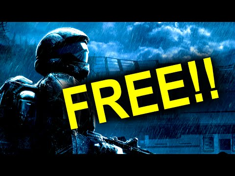 Halo 3: ODST on XBOX ONE for FREE!!!