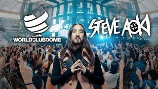 Steve Aoki LIVE @ World Club Dome 2017