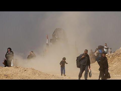 Ιράκ: Ανακατάληψη στρατηγικής σημασίας γέφυρας στην Μοσούλη