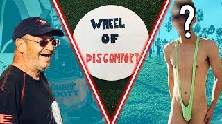 Video WE DARE YOU TO PLAY THIS GAME (Wheel of Discomfort) MP3, 3GP, MP4, WEBM, AVI, FLV Juni 2018