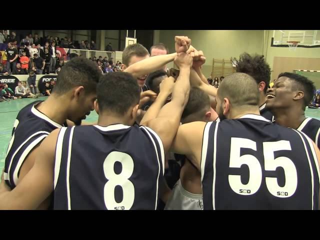 Video - International Eastercup Berlin-Moabit - nicht nur ein Basketballturnier