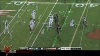 Alvin Dupree vs Louisville (2014)