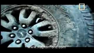 Ford Raptor F150 SVT Mega Fabricas - Natgeo