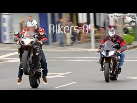 Bikers 85 - S1000RR vs. GSXR 1000, Ducati, MV Agusta, Kawasaki, Honda, Yamaha & more!